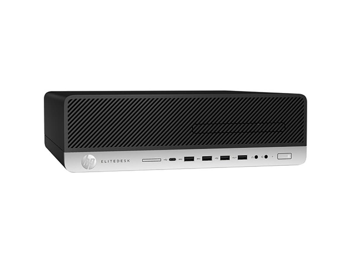 HP Smart Buy EliteDesk 800 G3 SFF i5-7500 3.4GHz 8GB 1TB DVD-RW W10P64 - 1FZ04UT#ABA-Large-Image-1