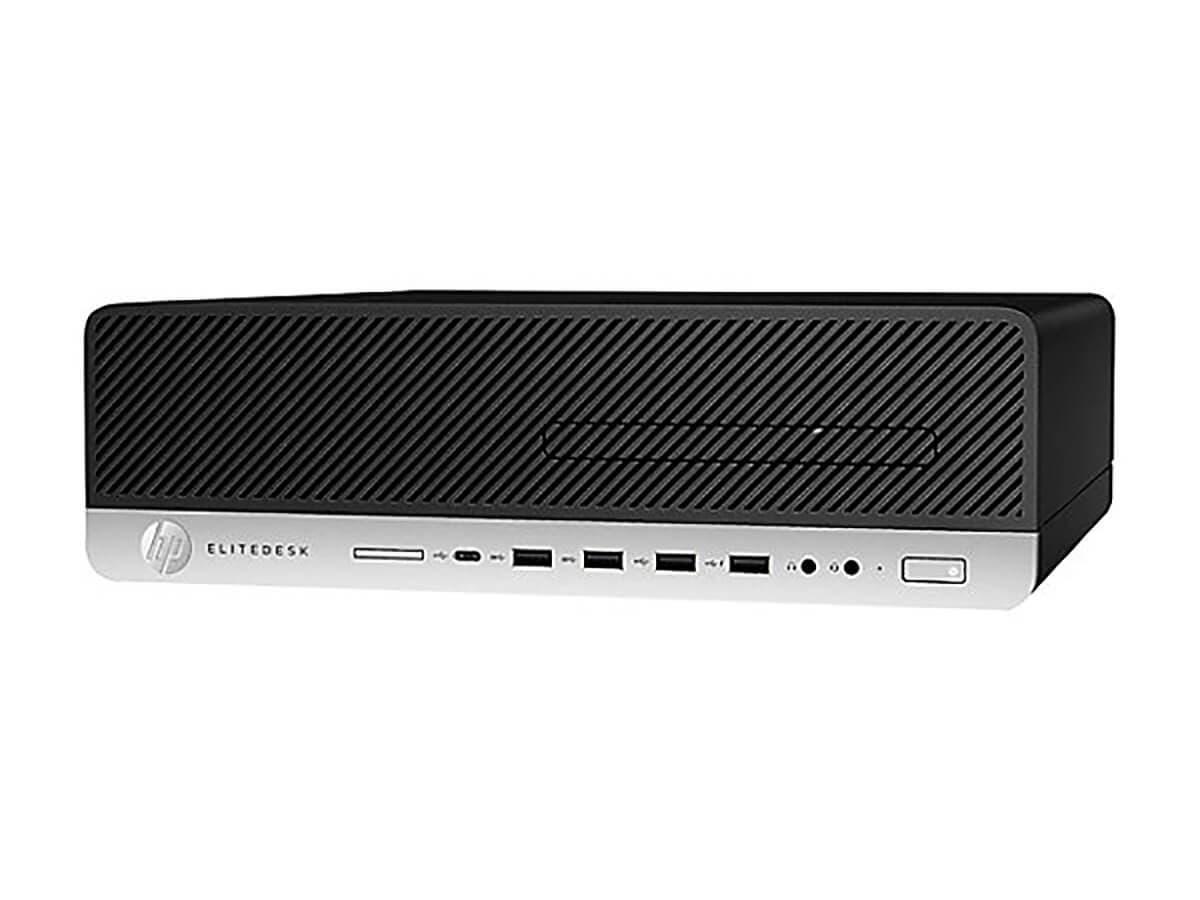 HP EliteDesk 800 G3 3.6GHz Core i7 16GB RAM 512GB HD - 1FZ03UT#ABA-Large-Image-1