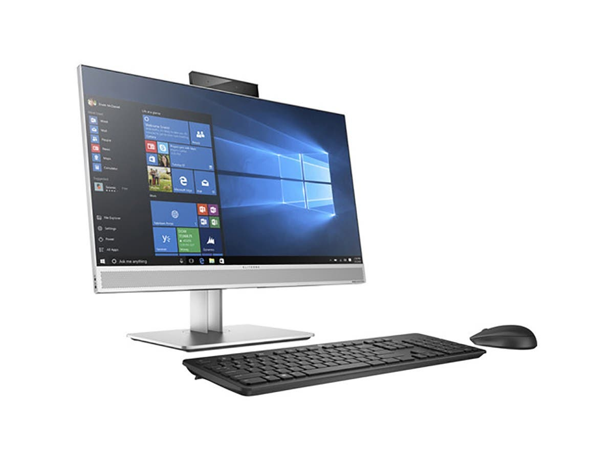 HP EliteOne 800 G3 - all-in-one - Core i7 7700 3.6 GHz - 8 GB - 1 TB - LED - 1JG39UT#ABA