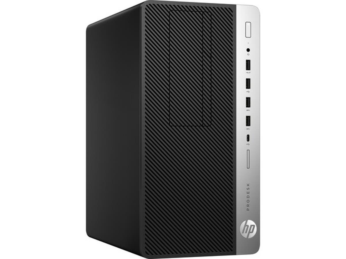 HP ProDesk 400 G3 3.4GHz Core i5 8GB RAM 256GB HD - 1FY41UT#ABA-Large-Image-1