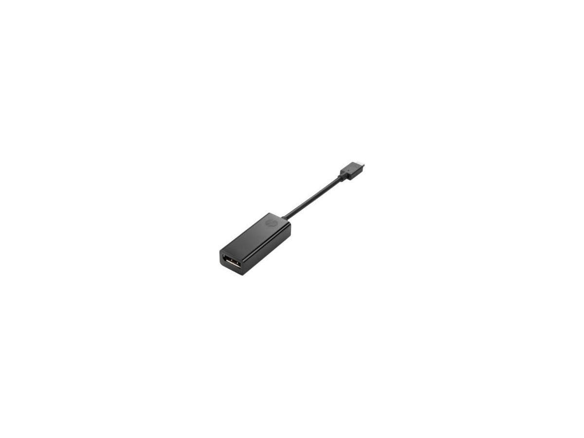 HP Graphic Adapter - USB Type C - 1 x DisplayPort - PC-Large-Image-1