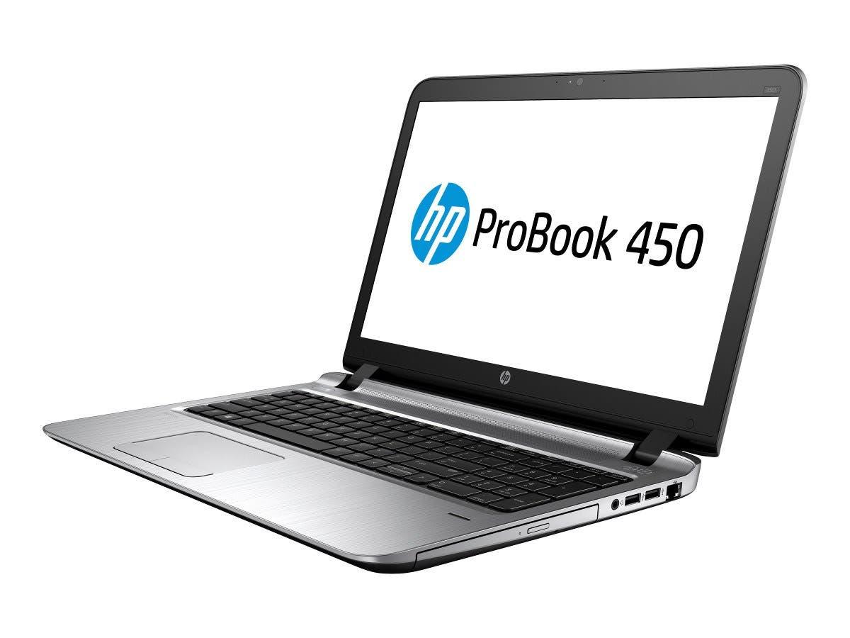 HP ProBook 450 G3 2.3GHz Core i5 15.6in display