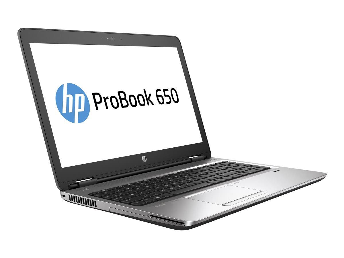 HP ProBook 650 G3 2.5GHz Core i5 15.6in display-Large-Image-1