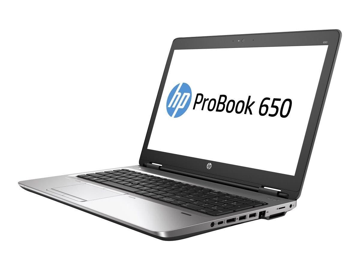 HP ProBook 650 G2 2.3GHz Intel Core i5 6200u 15.6in display - 1LF91UT#ABA