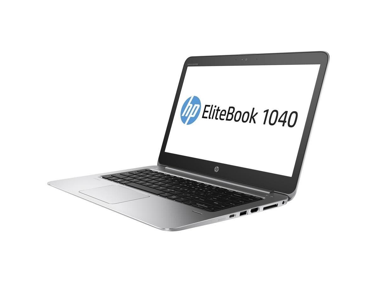 "HP EliteBook 1040 G3 14"" Notebook - Intel Core i7 (6th Gen) i7-6600U Dual-core (2 Core) 2.60 GHz - 16 GB DDR4 SDRAM RAM - 512 GB SSD - Intel HD Graphics 520 DDR4 SDRAM"