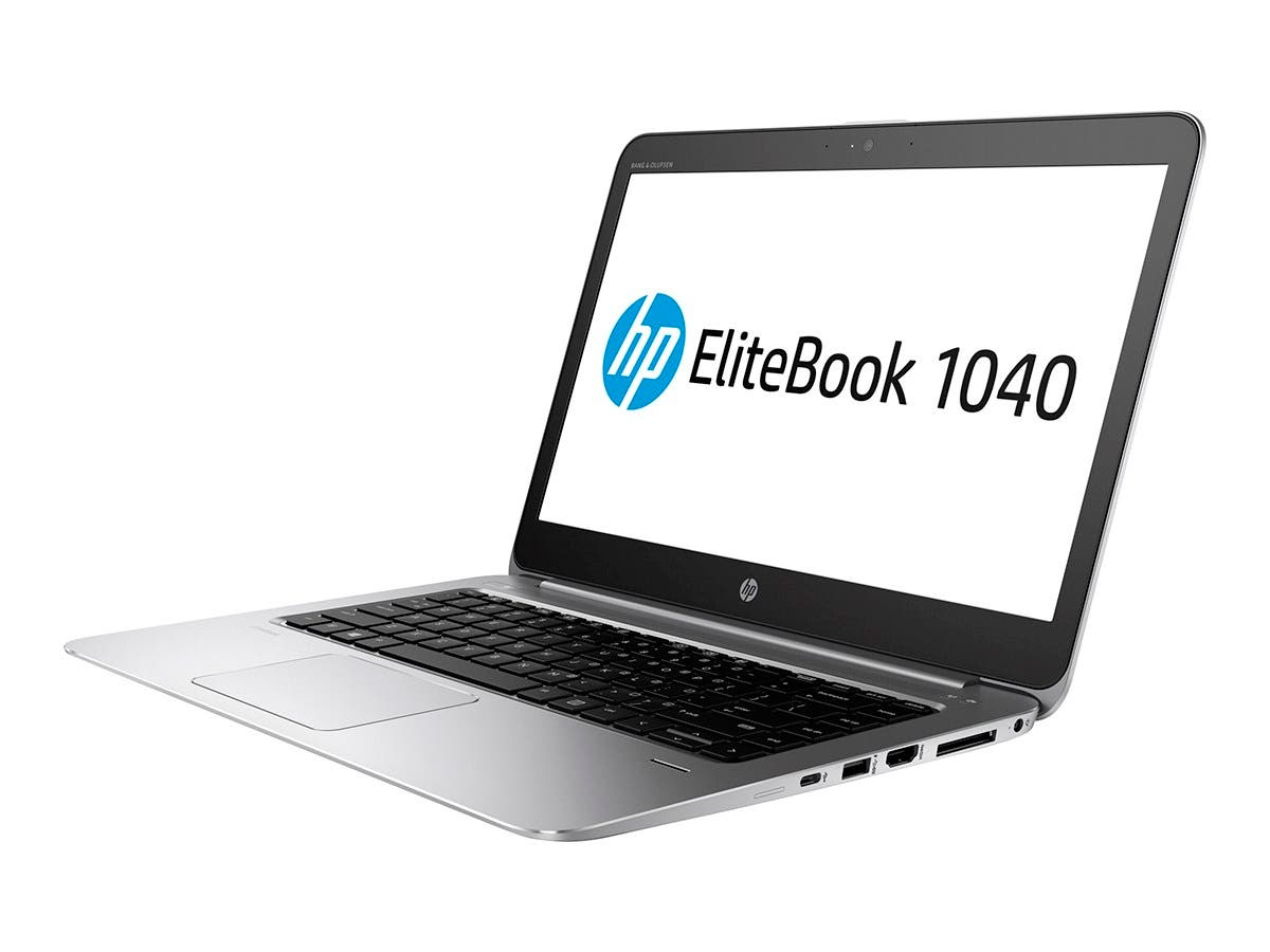 HP EliteBook 1040 G3 2.3GHz Core i5 14in display - 1BS28UT#ABA