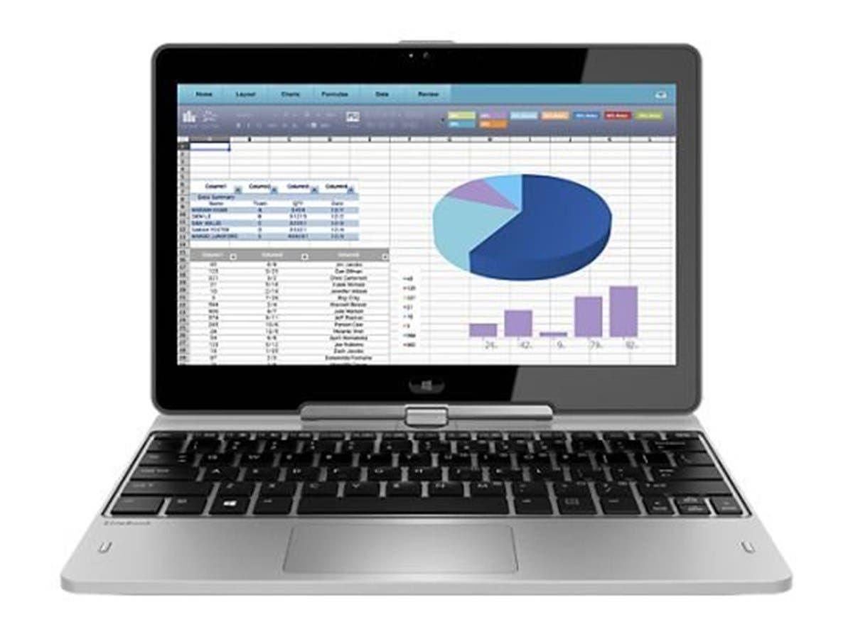 "HP Smart Buy EliteBook Revolve 810 G3 i5-5200U 8GB 256GB W10P64 11.6"" HD Touch"