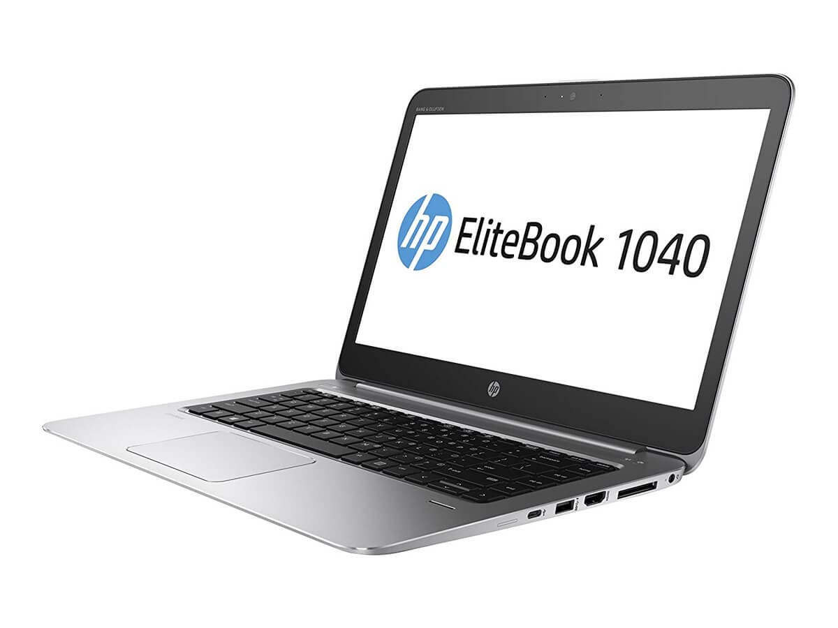 "HP EliteBook 1040 G3 14"" Touchscreen (Sure View) Notebook - Intel Core i5 (6th Gen) i5-6200U Dual-core (2 Core) 2.30 GHz"