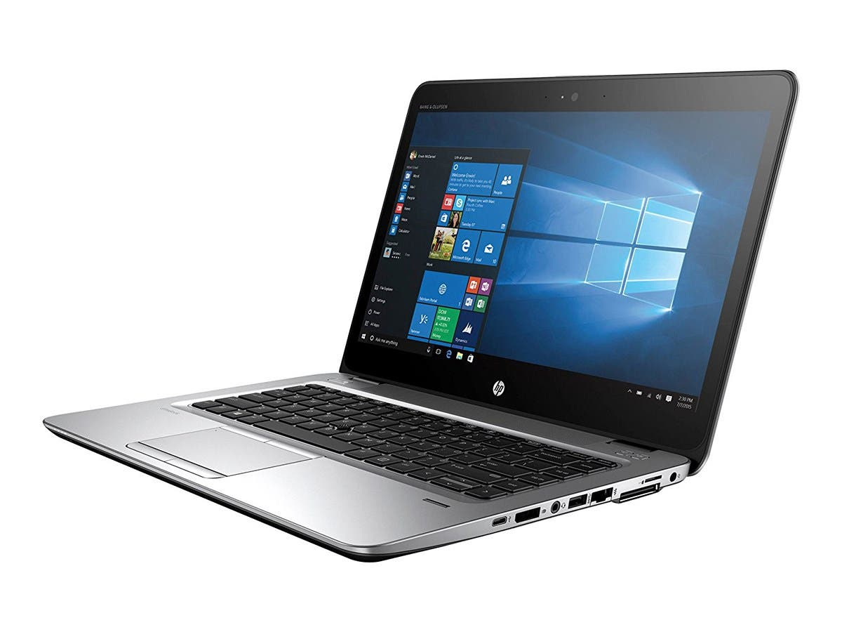 "HP EliteBook 840 G3 - 14"" - Core i5 6200U - 8 GB RAM - 256 GB SSD - X9U23UT#ABA"