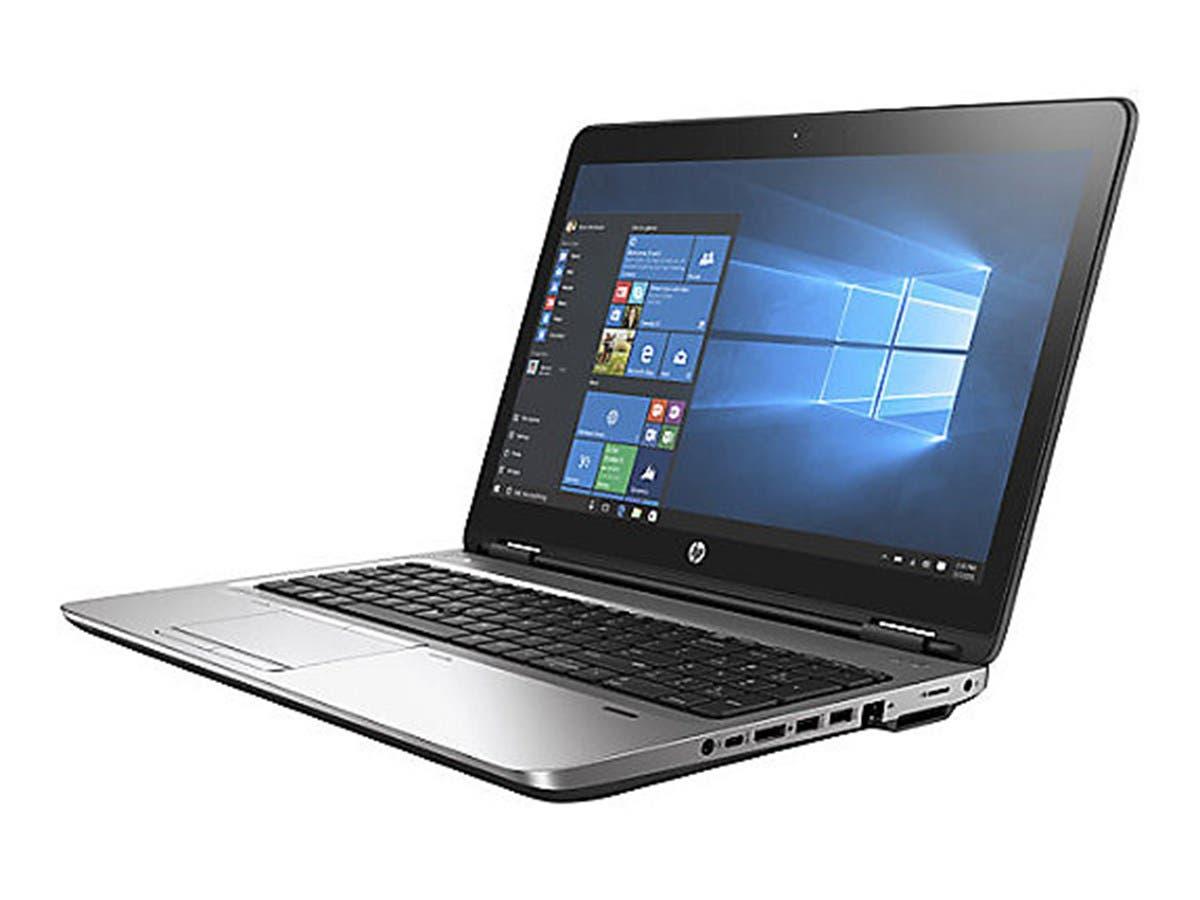 "HP ProBook 650 G3 - 15.6"" - Core i7 7820HQ - 16 GB RAM - 256 GB SSD - US - 1NW45UT#ABA"