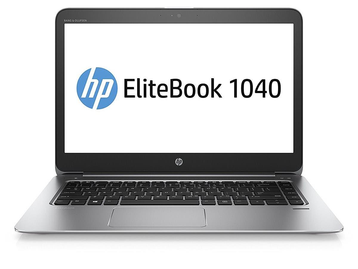 """HP Smart Buy EliteBook 1040 G3 i5-6200U 2.3GHz 8GB 256GB W10P64 14"""" FHD - Z2A00UT#ABA-Large-Image-1"""