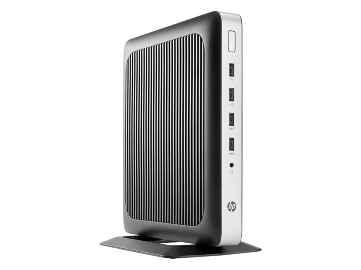 HP t630 Thin Client AMD GX-420GI 2.0GHz 4GB 16GB Flash R6E GbE VGA WES7E - W5Z02UT#ABA
