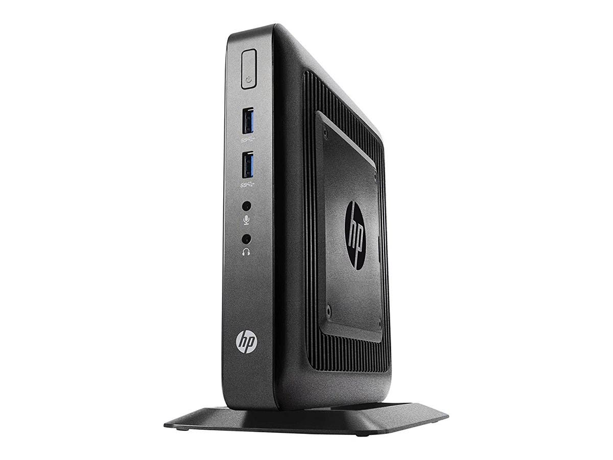 HP Flexible Thin Client Y6Z03UT#ABA Tower Desktop(Black)