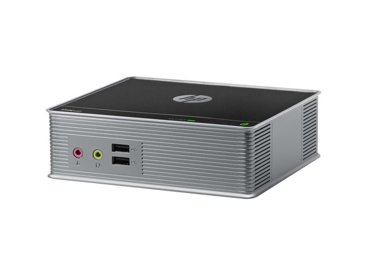 HP Zero Client - Teradici Tera2321 - 512 MB RAM DDR3 SDRAM - 256 MB Flash - Gigabit Ethernet - HP Smart Zero - DVI - Network (RJ-45) - 4 Total USB Port(s) - 4 USB 2.0 Port(s) - 36 W