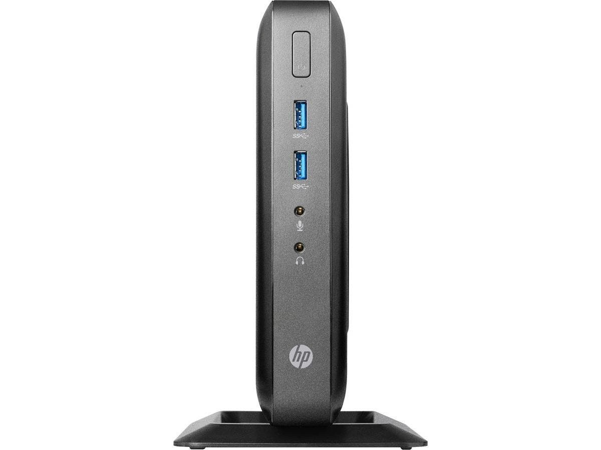 HP Thin Client - AMD G-Series GX-212JC Dual-core (2 Core) 1.20 GHz - 8 GB RAM DDR3L SDRAM - 64 GB Flash - AMD Radeon HD 9000 - Gigabit Ethernet - Windows 10 IoT Enterprise - DisplayPort - VGA - Networ