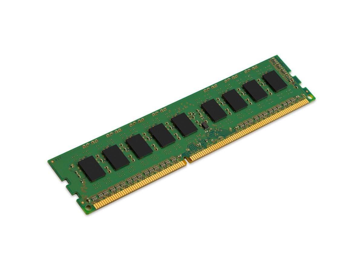 Kingston 8GB 1333MHz ECC Module - 8 GB (1 x 8 GB) - DDR3 SDRAM - 1333 MHz DDR3-1333/PC3-10600 - ECC - Unbuffered - 240-pin - DIMM
