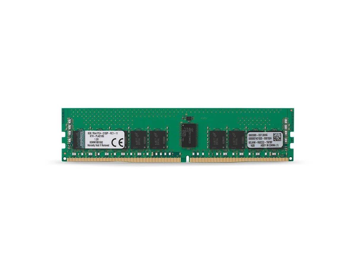 Kingston 8GB Module - DDR4 2133MHz - 8 GB - DDR4 SDRAM - 2133 MHz - ECC