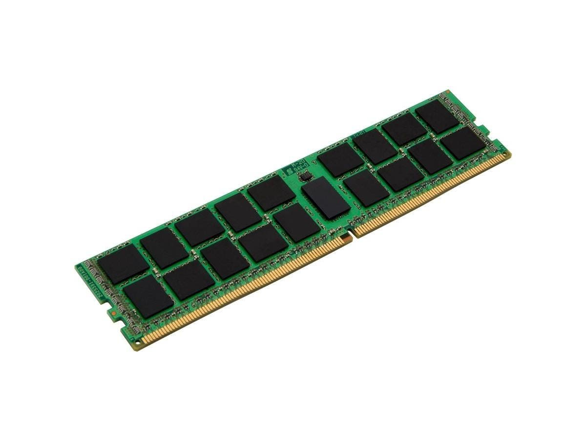 Kingston 16GB Module - DDR4 2400MHz - 16 GB - DDR4 SDRAM - 2400 MHz DDR4-2400/PC4-19200 - ECC - Registered