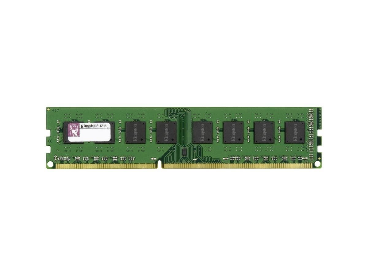 Kingston 8GB 1600MHz ECC Low Voltage Module - 8 GB (1 x 8 GB) - DDR3 SDRAM - 1600 MHz DDR3-1600/PC3-12800 - ECC - 240-pin - DIMM
