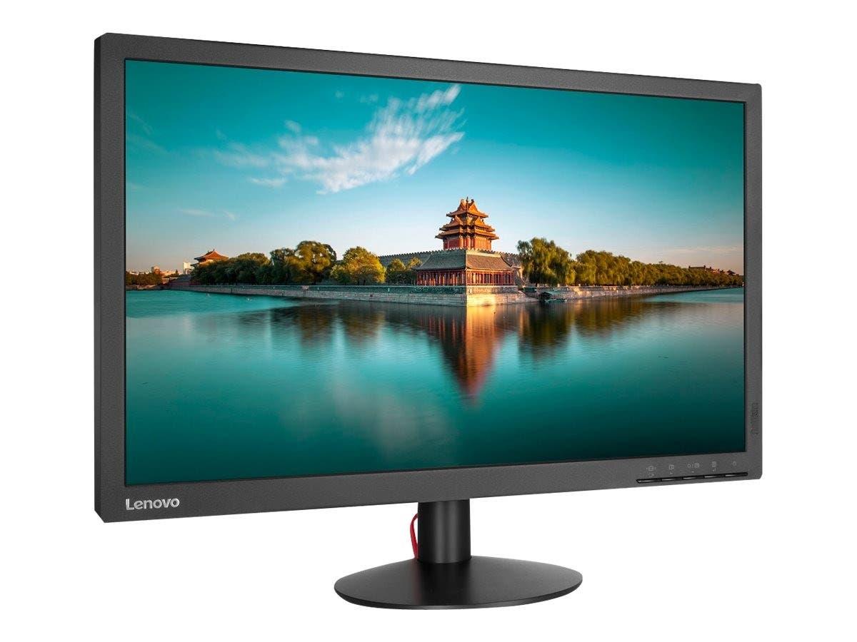"""Lenovo 23"""" ThinkVision T2324d Full HD LED-LCD Monitor, Black-Large-Image-1"""