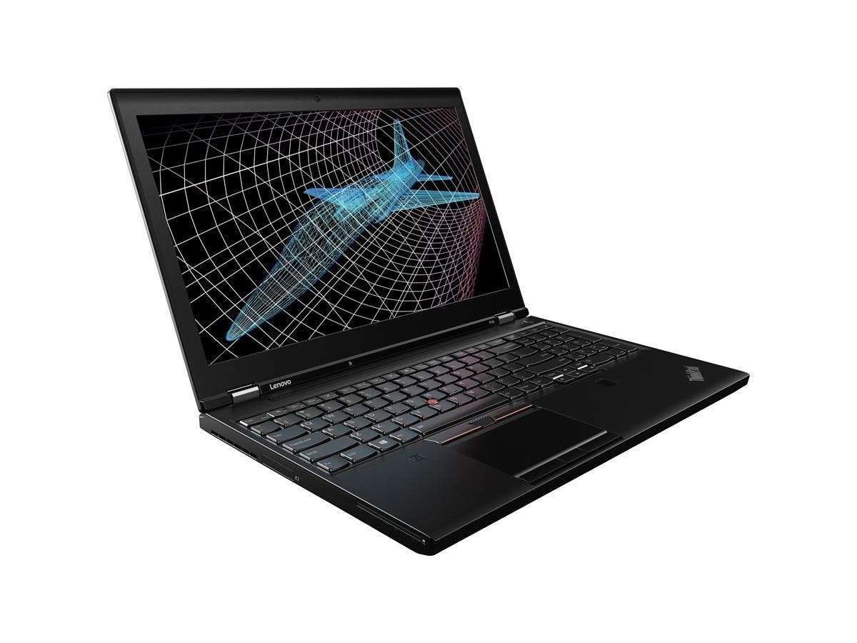 "Lenovo ThinkPad P50 20EN0013US 15.6"" (In-plane Switching (IPS) Technology) Notebook - Intel Core i7 i7-6700HQ Quad-core (4 Core) 2.60 GHz - Black - 8 GB DDR4 SDRAM RAM - 500 GB HDD"