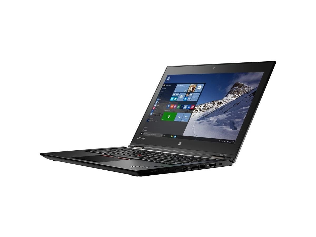"""Lenovo ThinkPad Yoga 260 20FD002HUS 12.5"""" (In-plane Switching (IPS) Technology) 2 in 1 Notebook - Intel Core i5 (6th Gen) i5-6300U Dual-core (2 Core) 2.40 GHz - Convertible - Black - 8 GB DDR4"""