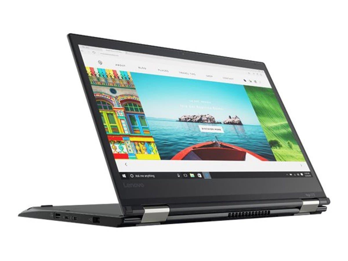 """Lenovo TopSeller ThinkPad Yoga 370 Core i5-7300U 2.6GHz 8GB 256GB O2 ac BT FR Pen 13.3"""" FHD MT W10P64 - 20JH002AUS"""