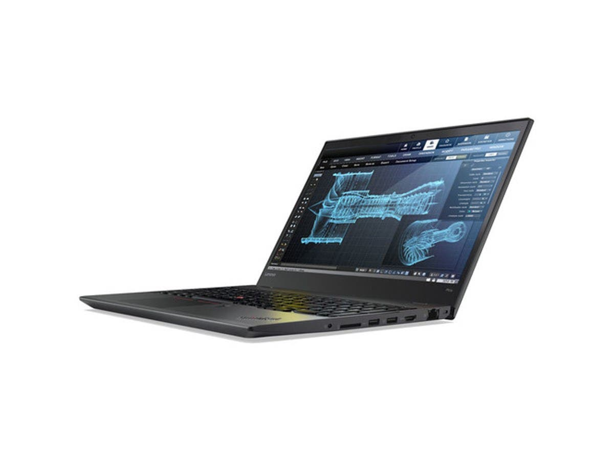 "Lenovo ThinkPad P51s 20JY0009US 15.6"" LCD Mobile Workstation Ultrabook, Intel Core i7 i7-6500U Dual-core 2.50GHz"