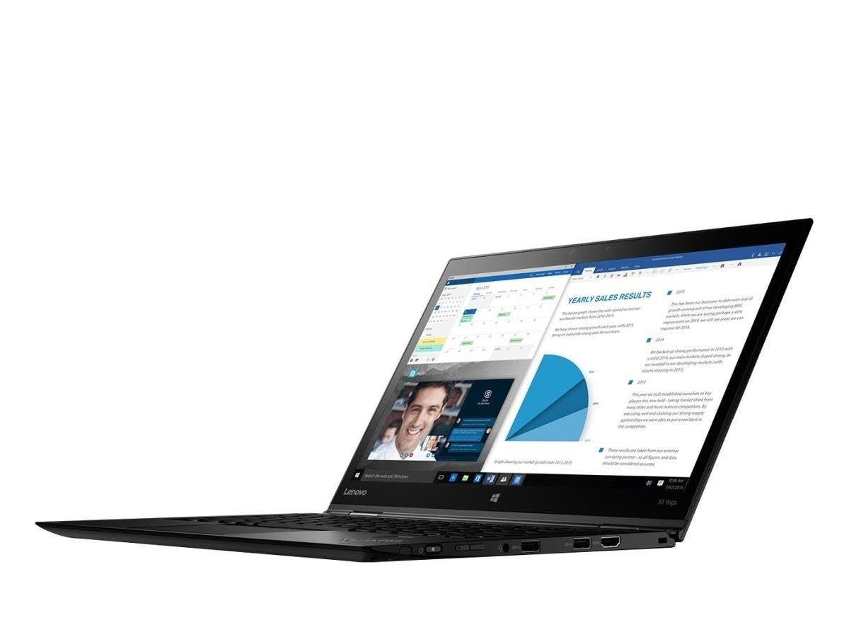 "Lenovo ThinkPad X1 Yoga 20FQ000RUS 14"" 2 in 1 Notebook - Intel Core i5 (6th Gen) i5-6200U Dual-core (2 Core) 2.30 GHz - Convertible - 8 GB RAM - 256 GB SSD - Windows 10 Pro 64-bit (English)"