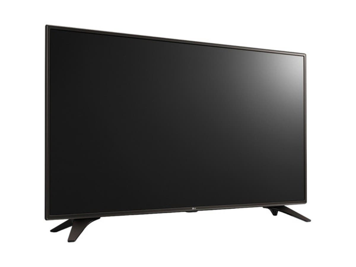 "LG 55LV340C 55"" Essential Edge LED Full HD Commercial TV Functionality"