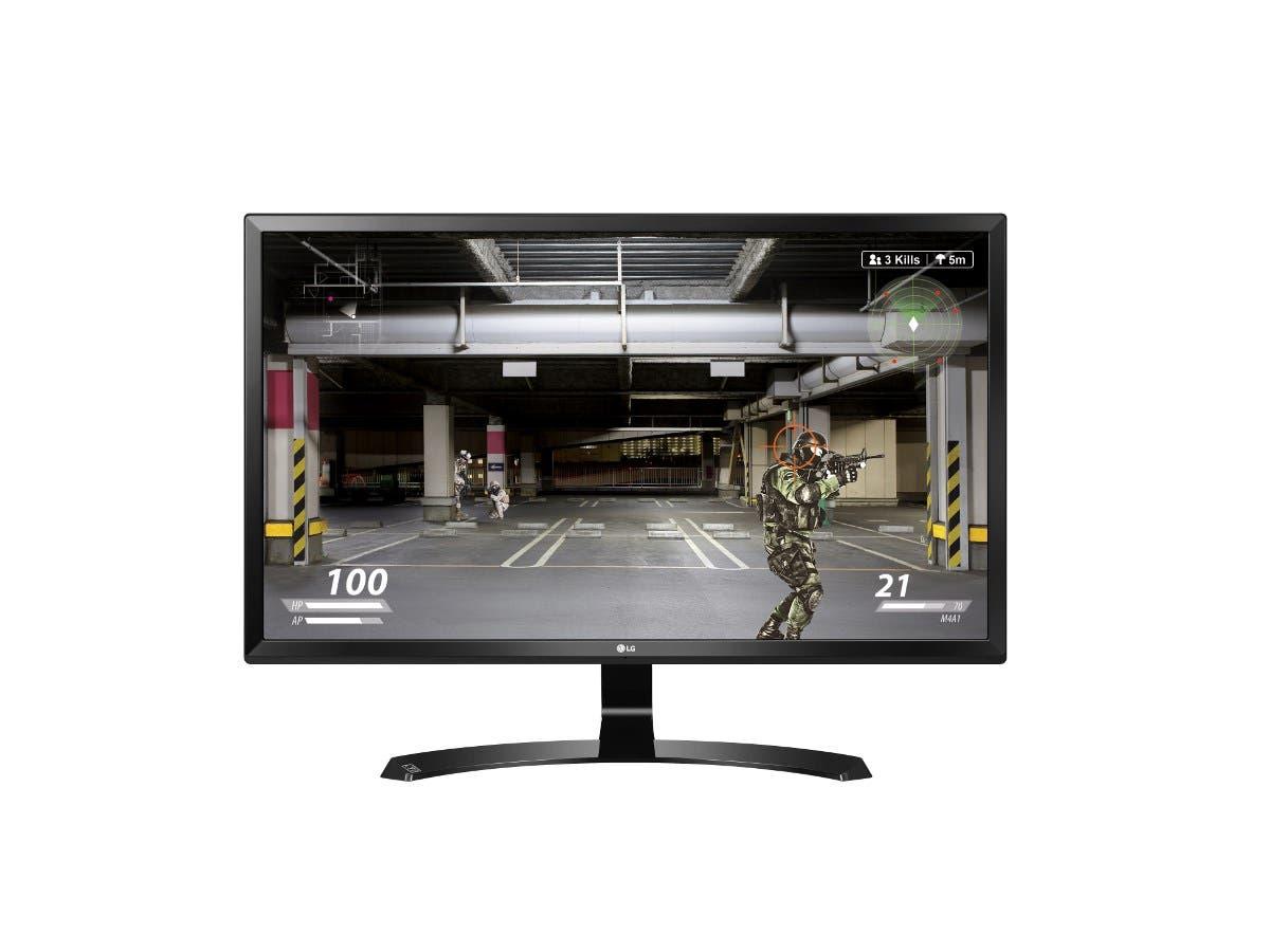 "LG 27"" class (27"" diagonal) Ultra HD 4K Monitor  27MU58-B"