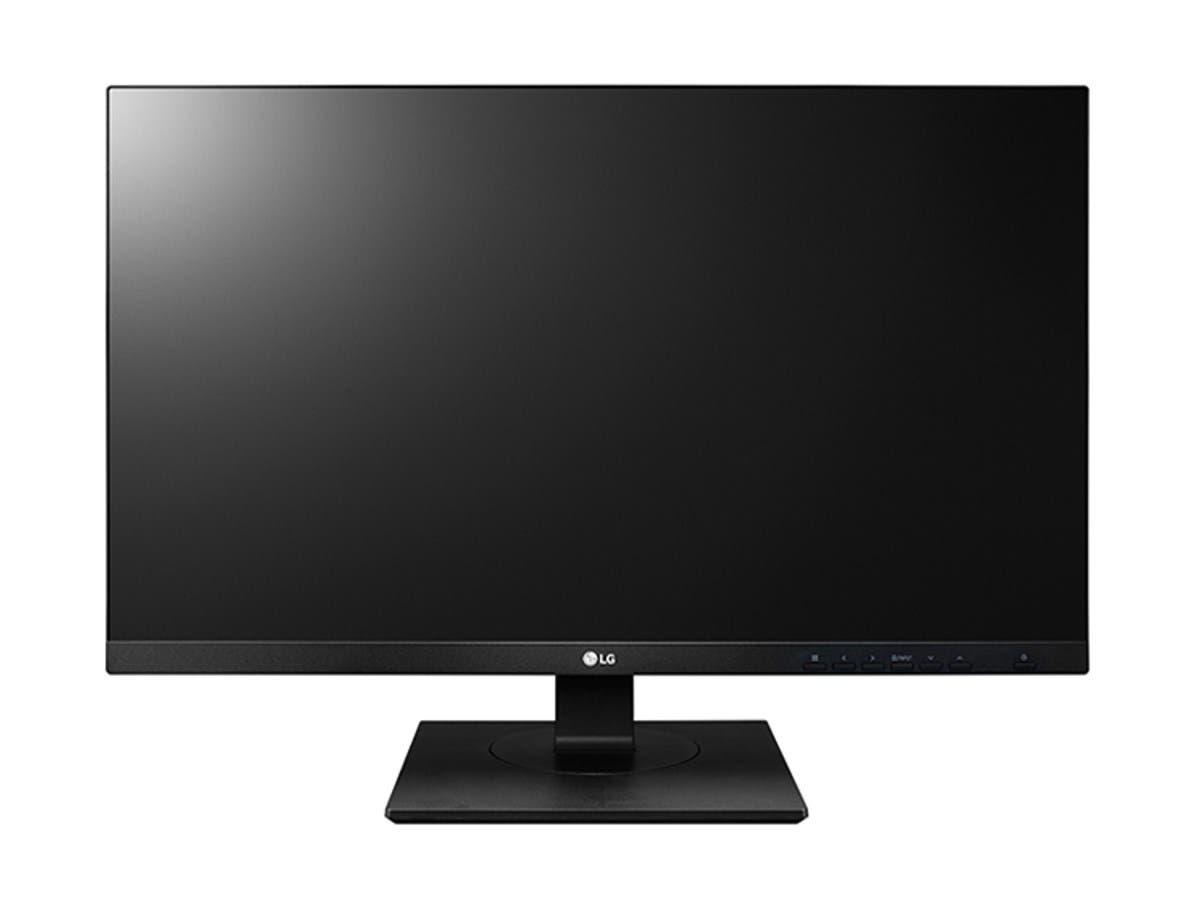 LG LED 24BK750Y-B 24 IPS 1920x1080 5M:1 16:9 DVI-D HDMI DP USB Black -Large-Image-1