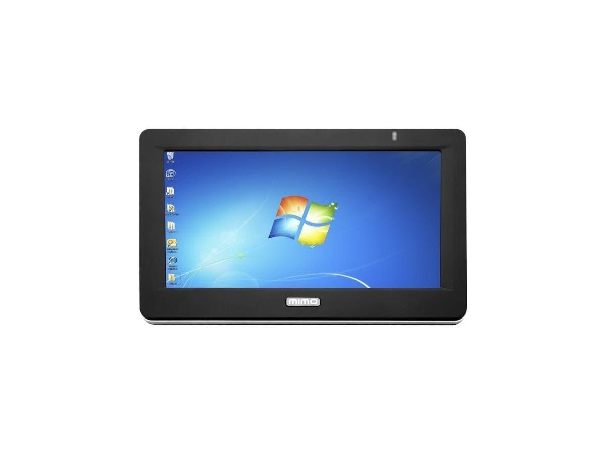 "Mimo Monitors UM-760RF 7"" LCD Touchscreen Monitor - Resistive - 1024 x 600 - WSVGA - 700:1 - 250 Nit - USB-Large-Image-1"