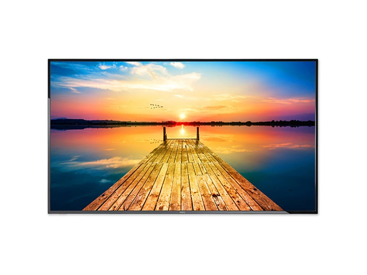 "50"" LED Backlit Display with Integrated ATSC/NTSC Tuner - E506-Large-Image-1"