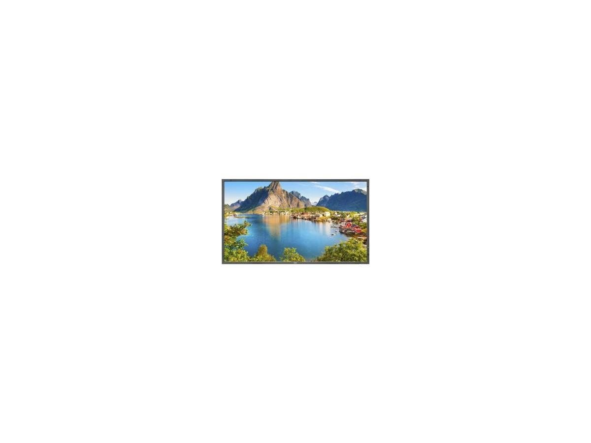 """NEC Display 80"""" LED Backlit Commercial-Grade Display with Integrated Tuner - 80"""" LCD - 1920 x 1080 - Edge LED - 350 Nit - 1080p - HDMI - DVI - SerialEthernet"""