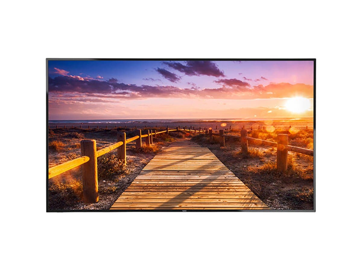 "NEC MultiSync E656 E Series - 65"" LED display -Large-Image-1"