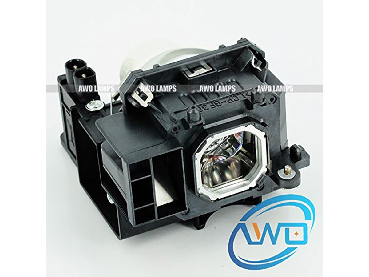 AWO NP16LP Replacement Lamp with Housing Fit for NEC M260WS/M300W/M300XS/M311W/M350X/M361X/M311W -Large-Image-1