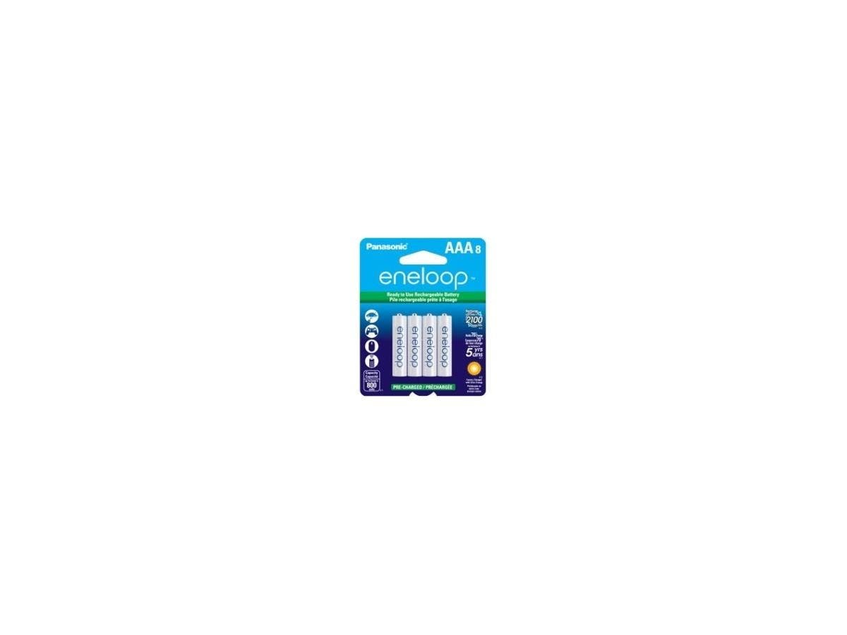 Panasonic eneloop General Purpose Battery - 8 / Pack-Large-Image-1