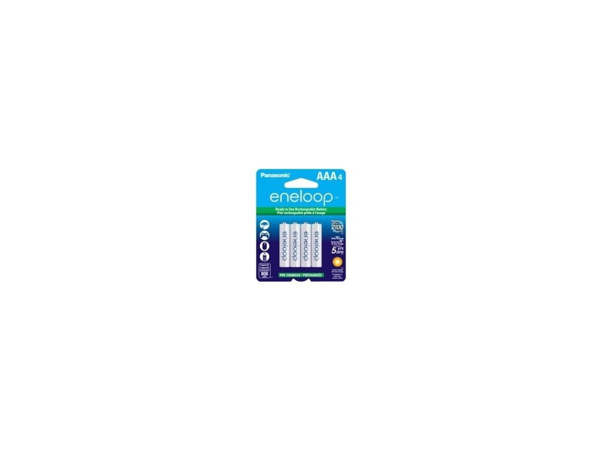 Panasonic eneloop General Purpose Battery - 4 / Pack-Large-Image-1