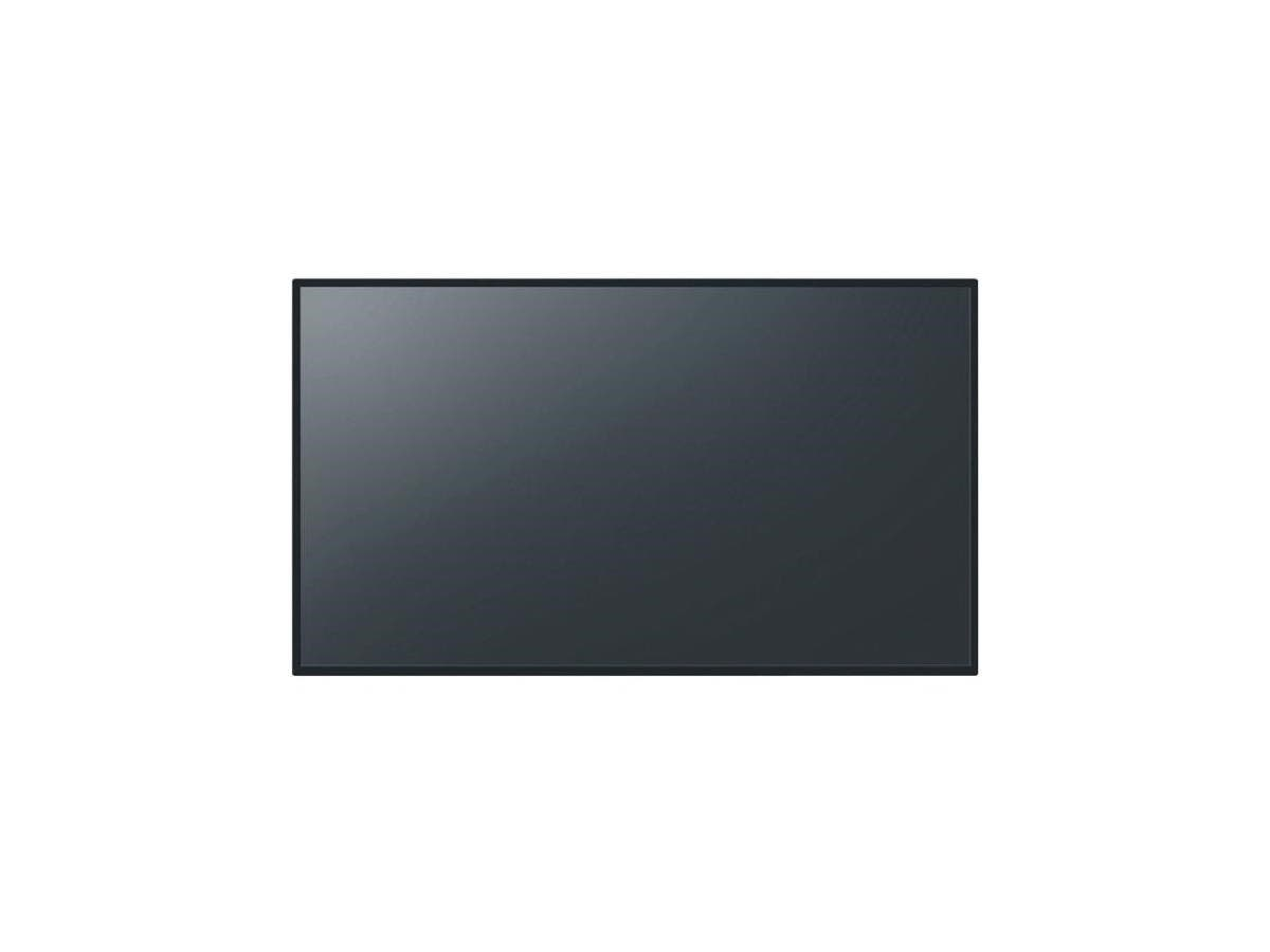 "Panasonic 43-inch Class Full HD LCD Display TH-43LFE8U - 43"" LCD - 1920 x 1080 - Direct LED - 350 Nit - 1080p - HDMI - USB - DVI - SerialEthernet - Black-Large-Image-1"