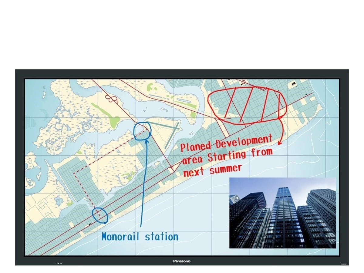 "Panasonic TH-65BF1U 65"" Edge LED LCD Touchscreen Monitor - 16:9 - 6.50 ms - Infrared - Multi-touch Screen - 1920 x 1080 - Full HD - 50,000:1 - 350 Nit - Speakers - DVI - HDMI - USB - VGA"