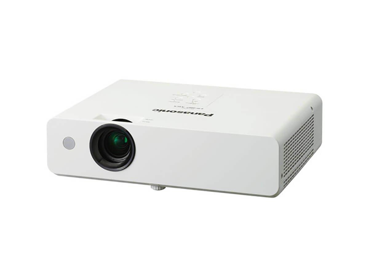Panasonic PT-LB382U LCD Projector - Front - 1024 x 768 - XGA - 12,000:1 - 3800 lm-Large-Image-1