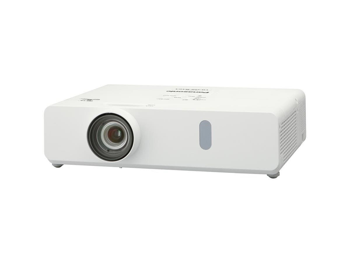Panasonic PT-VX420 LCD Projector - 720p - HDTV - 4:3 - Front, Rear, Ceiling - 230 W - 5000 Hour Normal Mode - 7000 Hour Economy Mode - 1024 x 768 - XGA - 10,000:1 - 4500 lm - HDMI - 310 W
