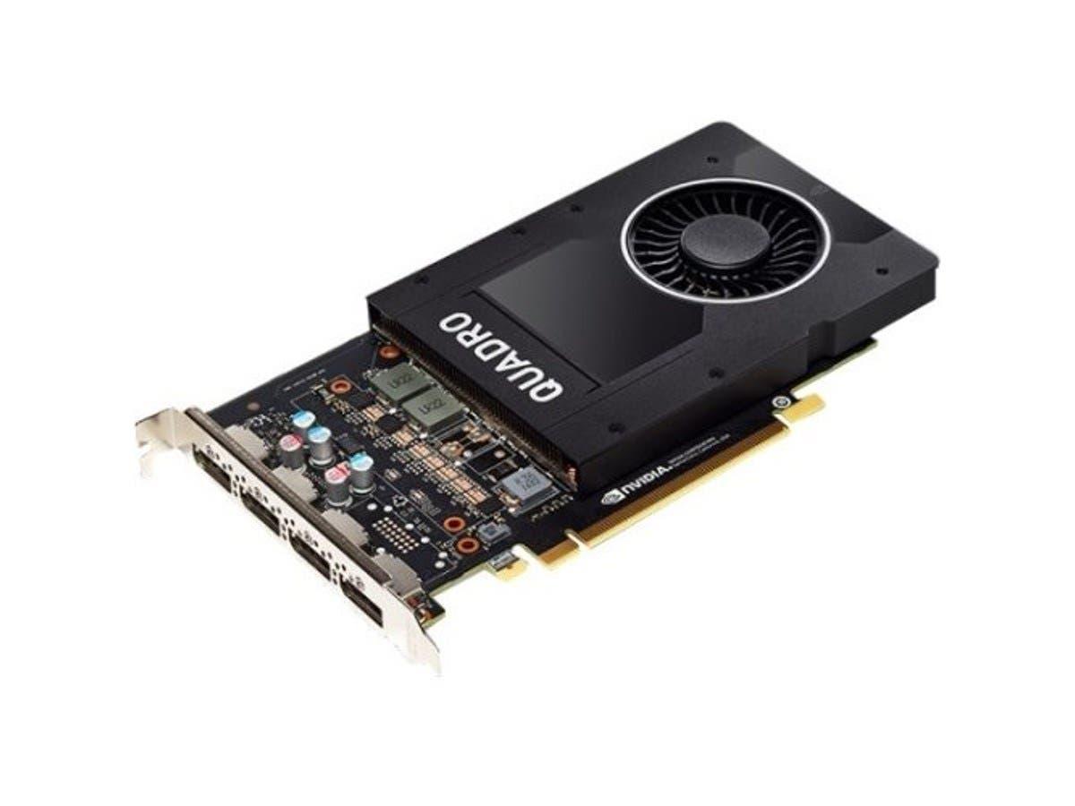 PNY NVIDIA Quadro P1000 Professional Graphics Board (VCQP1000-PB) -Large-Image-1