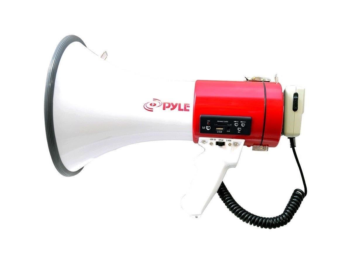 PyleHome PMP57LIA Megaphone - 50 W Amplifier-Large-Image-1