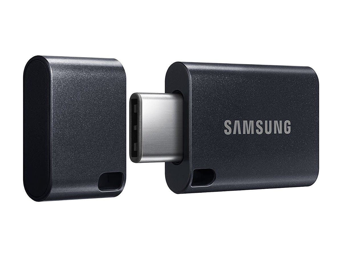 Samsung 128GB USB 3.1 Type C Flash Drive, Black