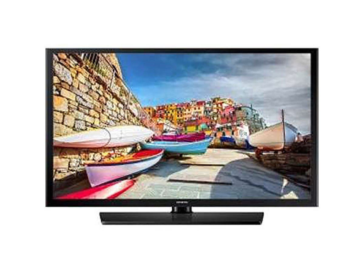 "Samsung 43"" 478S Series Slim Direct-Lit LED Hospitality TV-Large-Image-1"