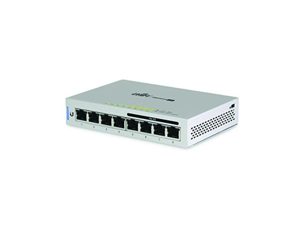 Ubiquiti US-8-60W Unifi Switch -Large-Image-1