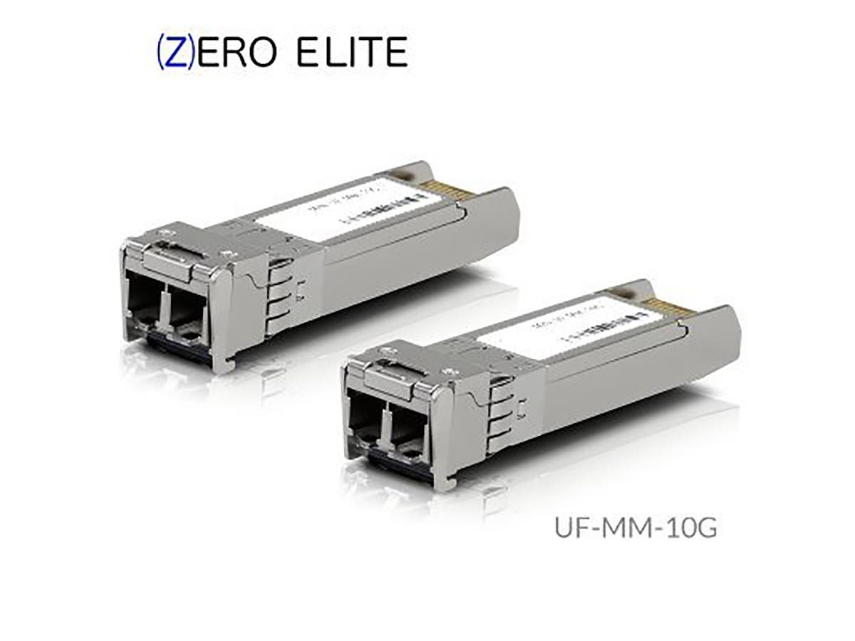 Ubiquiti Compatible UF-MM-10G U Fiber 10GBASE-SR SFP+ 850nm 300m DOM Transceiver (2-Pack)