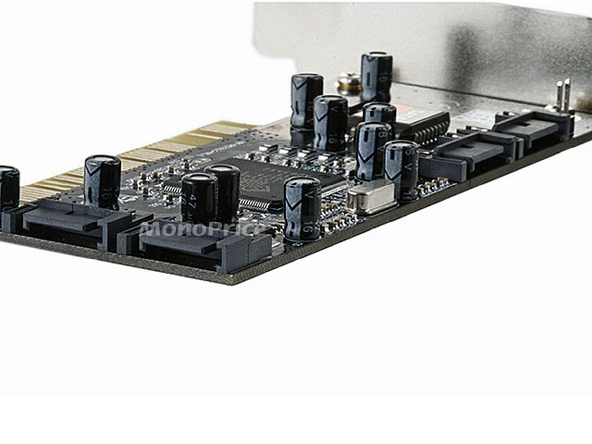 how to add extra sata ports